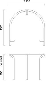 Baumschutz 662 - Technische Zeichnung