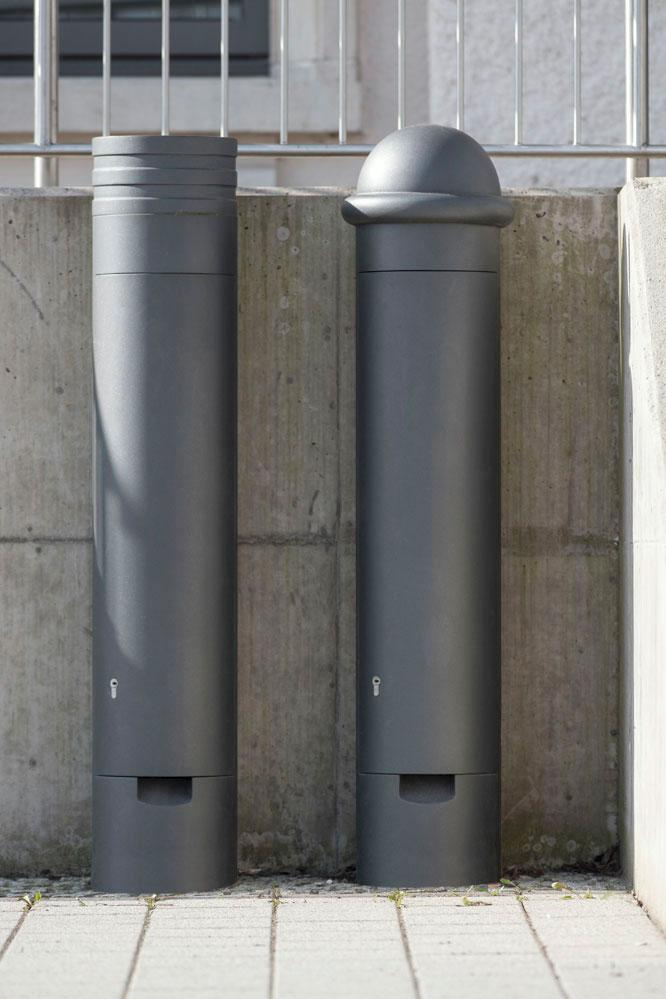 Großartig Feeder-Bollard 300-1- ABES Public Design QX81