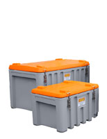 Transportbox aus Kunststoff