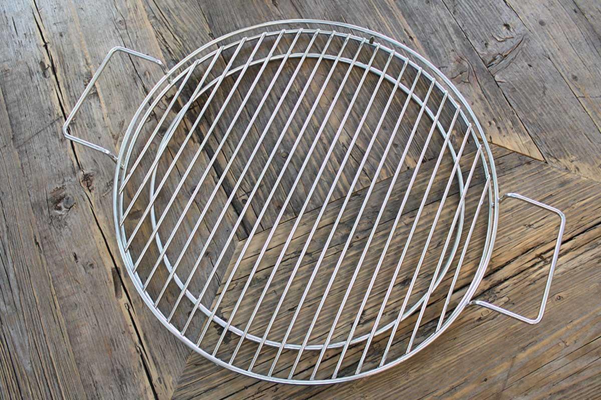 grillrost f r individuelen feuerkorb 935 abes public design. Black Bedroom Furniture Sets. Home Design Ideas