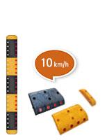 speedbump 10 km/h