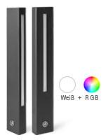 Leuchtpoller 265 LED RGB+W